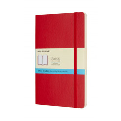 Moleskine Soft Cover - Dotted Large