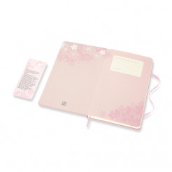 Moleskine Sakura Limited Edition Ruled Large