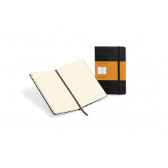 Moleskine Classic Hard Cover - Ruled Pocket