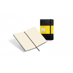 Moleskine Classic Hard Cover - Squared Pocket