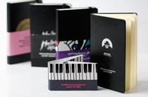 corporate moleskine branding